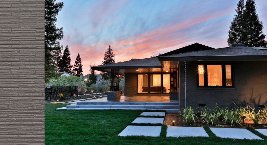 Transformed ranch house from mid century to modern Modern ranch homes